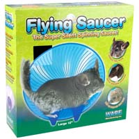 Ware flying saucer